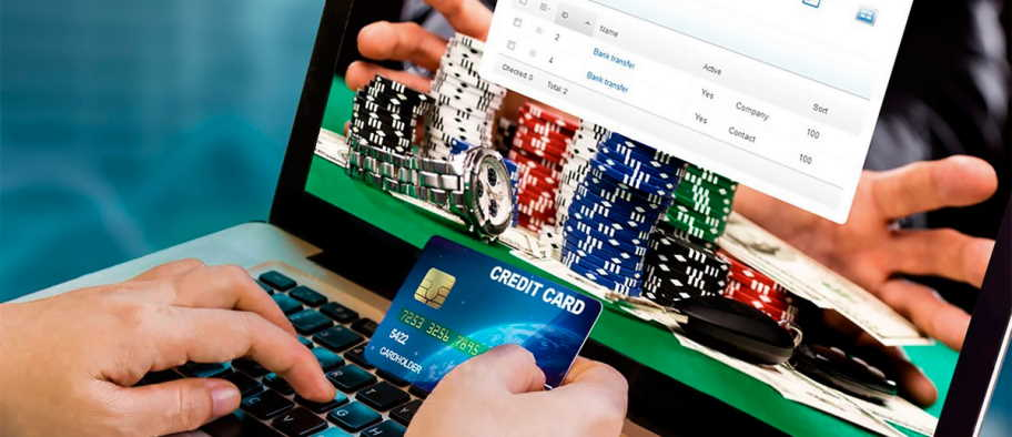 use credit card at online casinos