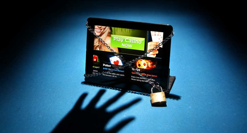 blocked online casino