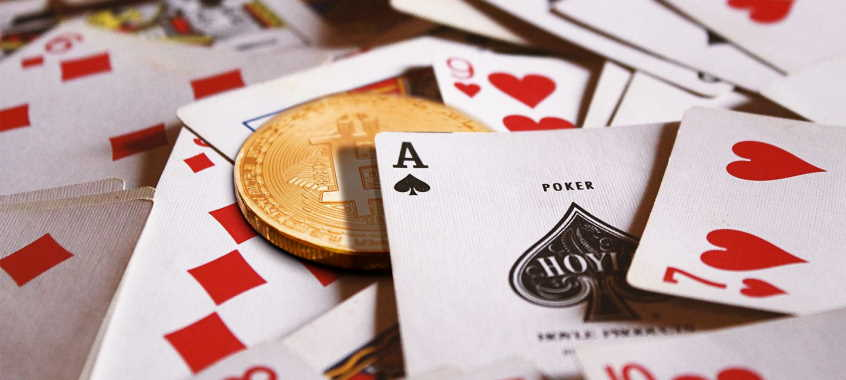 online poker with Bitcoins